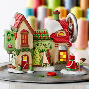Department 56 North Pole Series Lighting Features