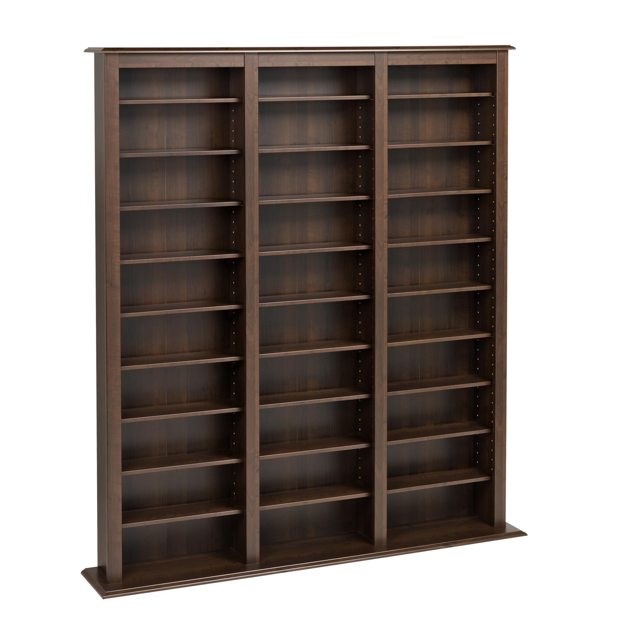 Amazon Com Prepac Grande Locking Media Storage Cabinet