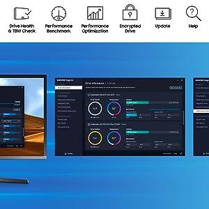 samsung ssd, 870 qvo, ssd, internal ssd, sata ssd, 2.5 ssd, laptop ssd