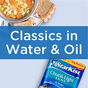 classics in water and oil