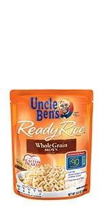 Amazon.com : UNCLE BEN'S Ready Rice: Basmati (12pk