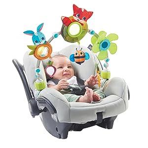 Amazon Tiny Love Take Along Arch Sunny Stroll Car Seat Toys