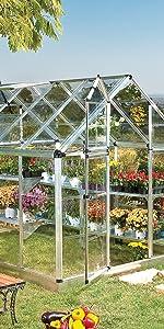Palram Snap amp; Grow Greenhouse