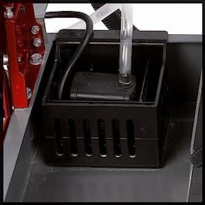 Einhell TE-TC 620 U Mesa De Corte Cerámico Refrigerada Por Agua