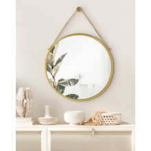 round circular circle sphere modern simplistic chic rustic accent reflective glass