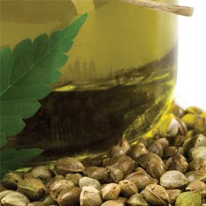 ulje sjemenki konoplje