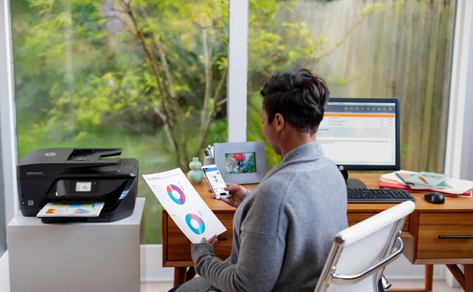 HP OfficeJet Pro Serie 6000