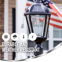Durable and Weather Resistant