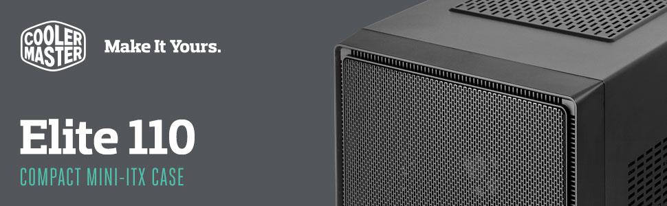 Elite 110 case mini-itx mini ITX