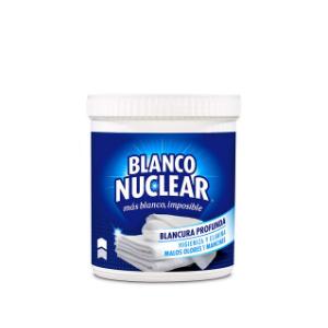 Blanco Nuclear en Polvo Quitamanchas Blanqueante - 450 gr: Amazon.es: Salud y cuidado personal