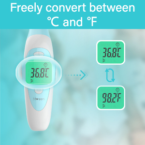 Mosen Thermometer 20A: Amazon.co.uk: Baby