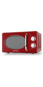 Orbegozo MIG 2044 - Microondas con grill, 20 litros de ...