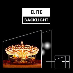 Elite Backlight Contrasto