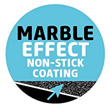 marble, marble coating, marble non-stick