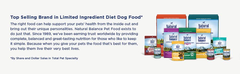 Natural Balance Pet Foods 5A
