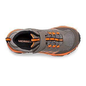 Merrell Kids MOAB FST Low Waterproof shoe