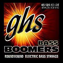 Warwick, 5-string, bass strings, bass, ghs, ghs strings
