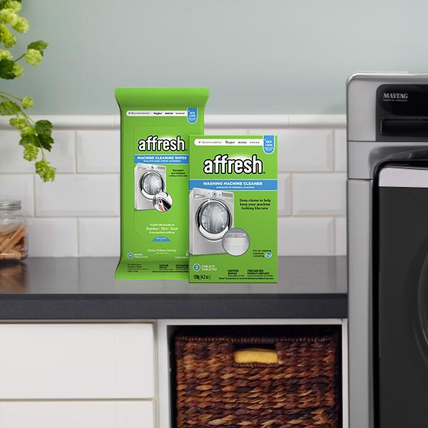 Amazon Com Affresh W10355053 Washing Machine Wipes 1