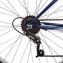 Bici de Montaña, Women's Bike, Mountain Bike, Huffy Bike, Purple Bike, 26 inch Bike