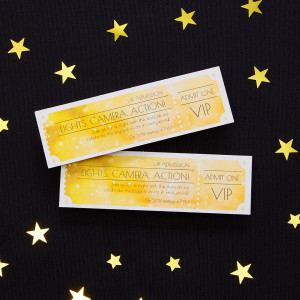 Avery Blank Printable Tickets Tear Away Stubs Perforated