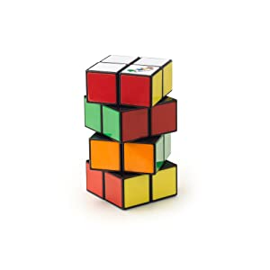 Twisted Rubik's Tower