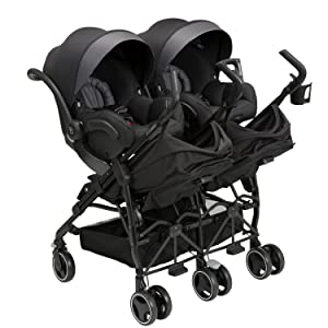 Amazon Com Maxi Cosi Dana For 2 Double Stroller Baby