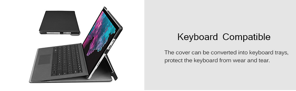 surface Pro 6 cover
