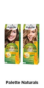palettte naturals