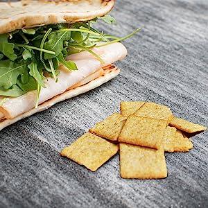Wheat Thins Cracker Sandwich Side