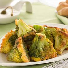 frenchmay air fryer fried brocoli recipe