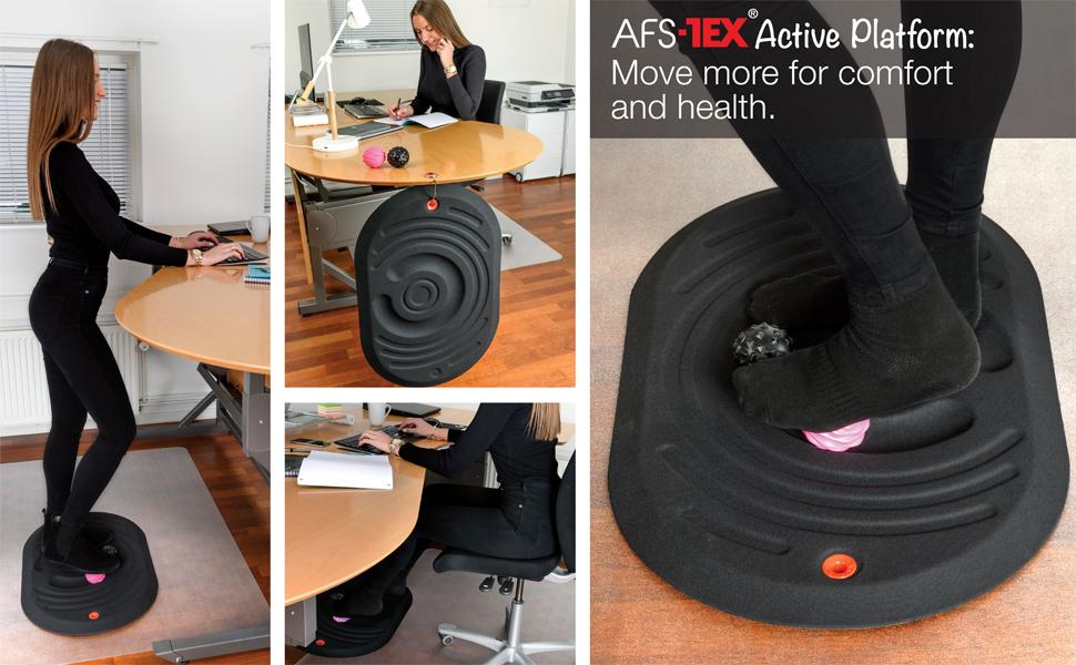 AFS-Tex Active Platform