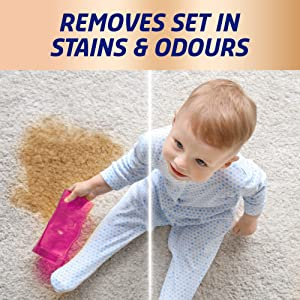 Vanish Carpet Cleaner Upholstery Gold Oxi Action Stain