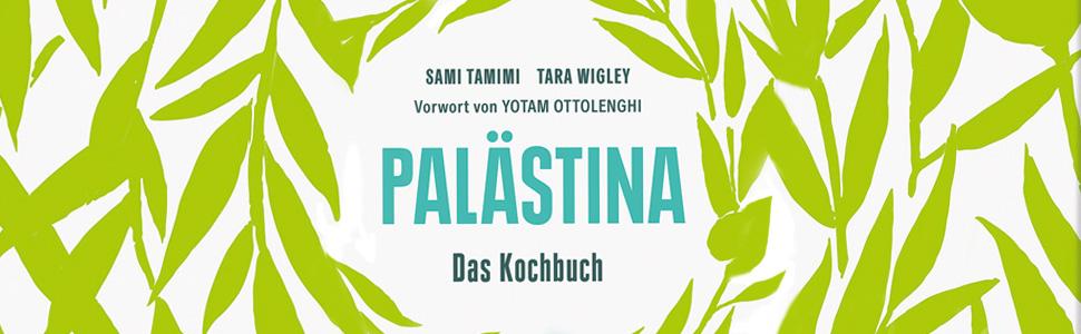 Palästina Kochbuch