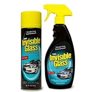 Car Window Cleaner >> Stoner Inc 92164 92166 22 Oz Invisible Glasscleaner