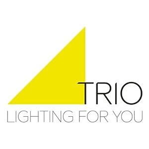 Trio luminaires.