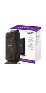 Amazon Com Netgear Cm500v 16x4 Docsis 3 0 Cable Modem