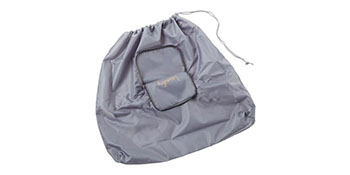 travel laundry bag, laundry bag for travel, travel accessories, miamica, travel bag dirty clothes