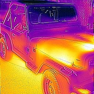 termal kamera, termal görüntüleme, flört bir akıllı telefon kamera