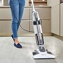 Polti Vaporetto 3 Clean - Aspirador y limpiador de suelos con ...