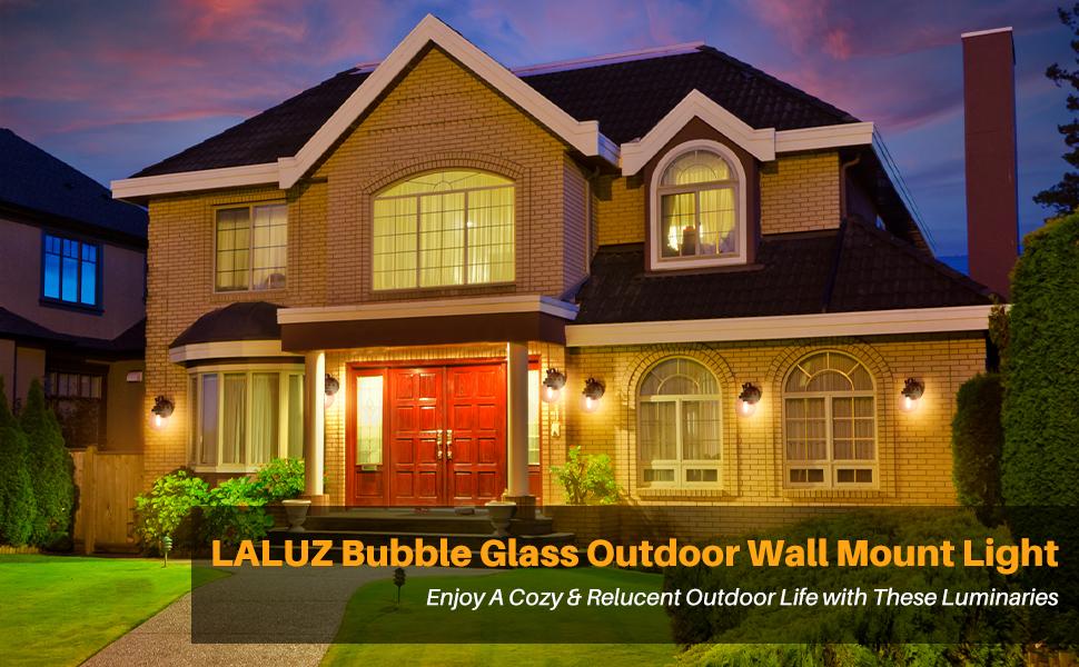 outdoor light wall mount
