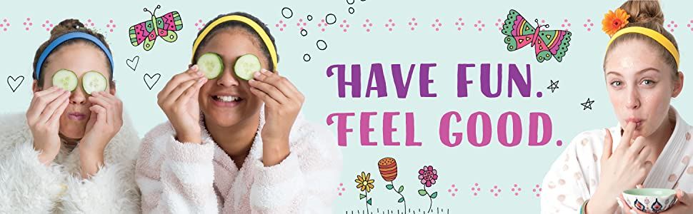 girls home spa lab - Girls' Home Spa Lab: All-Natural Recipes, Healthy Habits, And Feel-Good Activities To Make You Glow