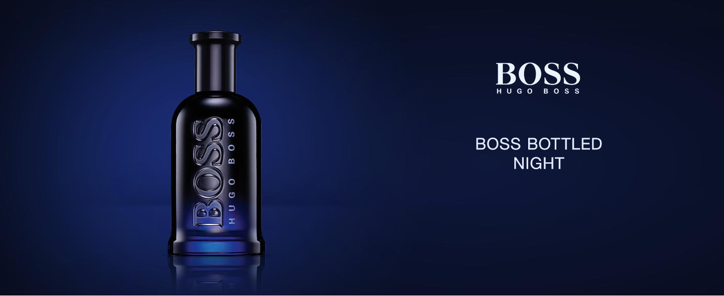 Hugo Boss, Boss Botlled, Chris Hemsworth, Fragrance, mens, male man, scent, night, smell