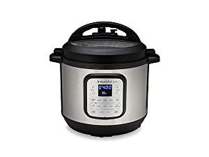 instant pot duo crisp, air cooker, slow cooker