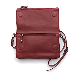 Piper Bag - Cherry