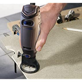 Dremel 566 kit da taglio piastrelle commercio industria e scienza - Taglio piastrelle dremel ...