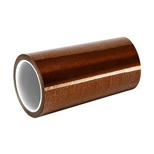 3.78 x 36yd Amber 3.78 x 36yd 1 roll 3M Polyimide Film 3M Electrical Tape 92 1 roll 3M 92 3.78 x 36yd