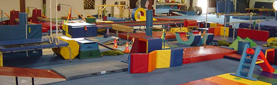 Amazon.com: BalanceFrom GoGym - Esterillas de gimnasia ...