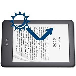 Película Kindle 10a. Geração anti-reflexo