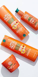Amazon.com: Garnier Fructis Curl Nourish Sulfate-Free and