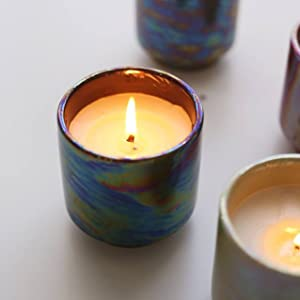 Glow Soy Wax Candles
